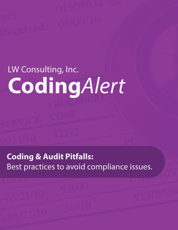Coding Alert: Billing for a Level 4 New Patient Office Visit