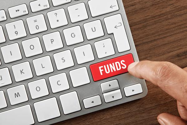 funds keyboard
