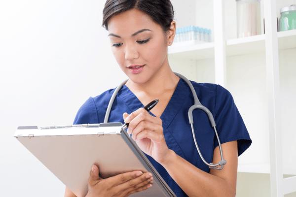 nurse writing (1)