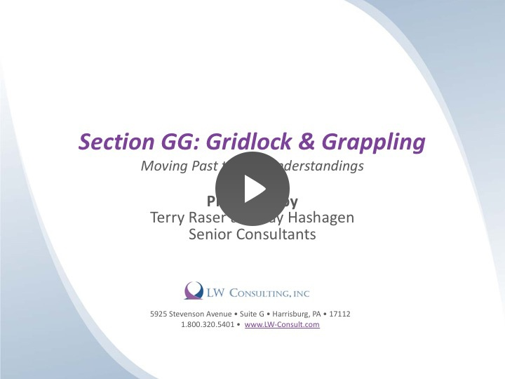 Section GG Gridlock & Grappling