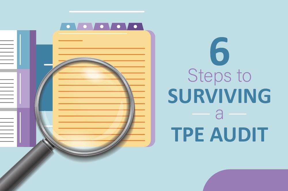 6 Steps to Surviving a TPE Audit